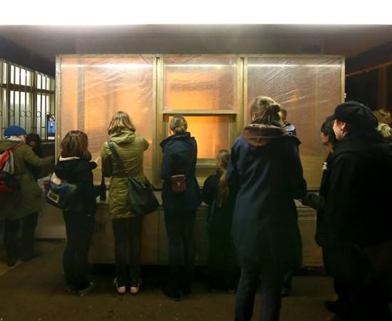 Geschichte und Gegenwart des Herr Fleischer Kiosk