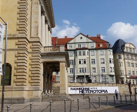 TOSCA an der Oper in Halle
