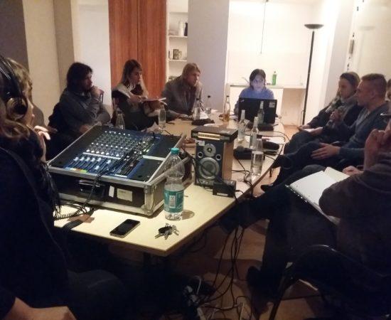 Hochschulgruppen diskutieren über Haushalt, Kürzungspläne und Studierendenradio