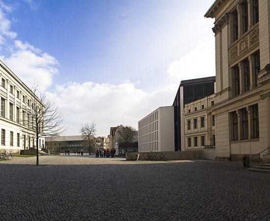 Nachhaltiger Stadtrundgang durch Halle
