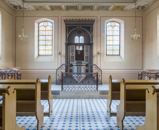 Eklat um das Museum der Synagoge Gröbzig