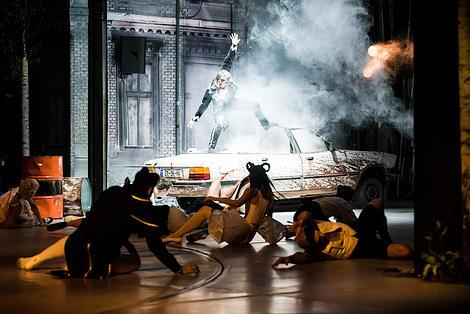"""Ballett """"Bizarr"""" an der Oper – zwischen Barock und Postmoderne"""