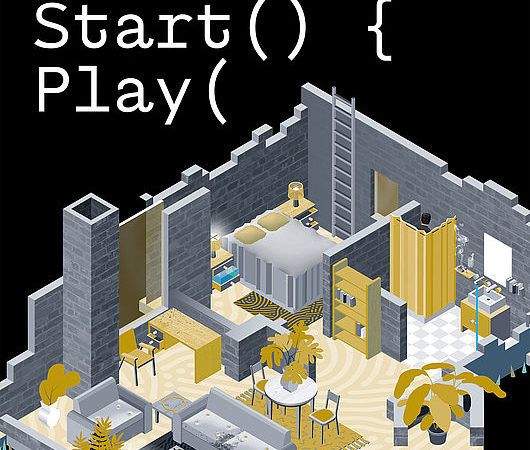 Void Start() { Play( – eine Führung zur Ausstellung