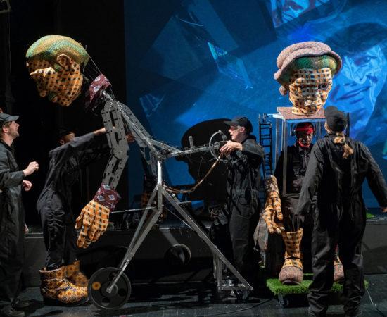 Rettet die Sockel! – Save the Pedestals! Eine südafrikanisch-deutsche Theaterproduktion