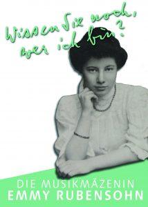 Wissen Sie noch, wer Emmy Rubensohn war?