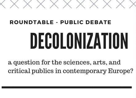 Dekolonization – Round Table Discussion