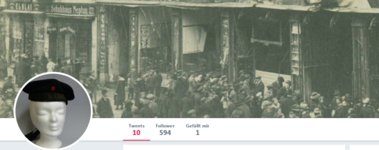 Die Revolution twittern – 100 Jahre Novemberrevolution in Halle