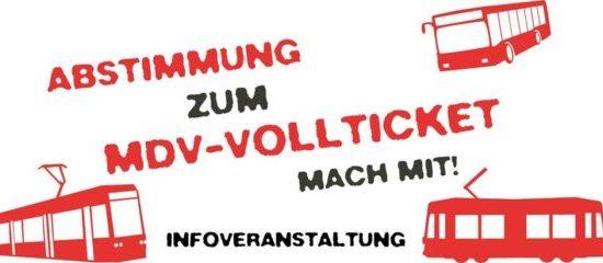 Abstimmung über Semesterticket in Halle
