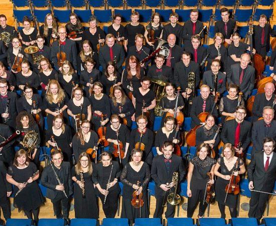 Das akademische Orchester Halle lädt zum Winterkonzert