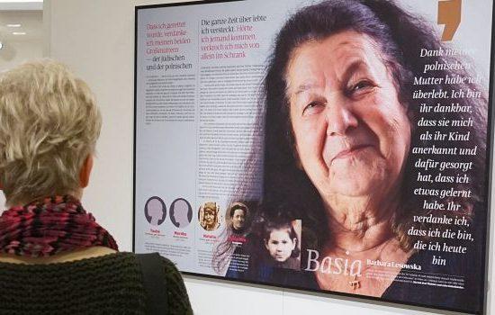 """Ausstellung """"Meine jüdischen Eltern – meine polnischen Eltern"""""""