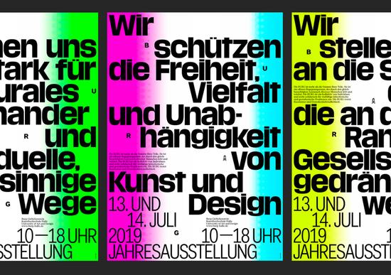 Vielfalt und Eigensinnigkeit: Jahresausstellung der Burg Giebichenstein