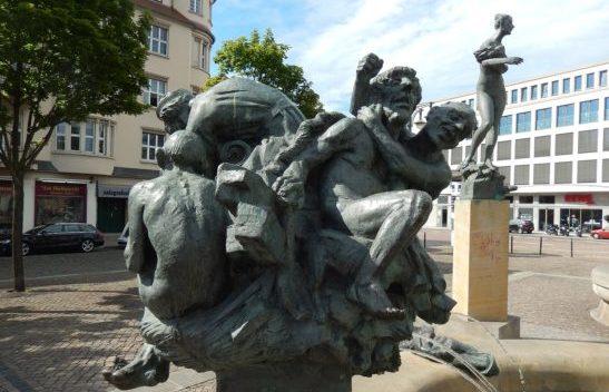 Der Göbelbrunnen – Kontroverses aus der Stadtgeschichte