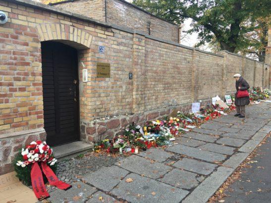 Solidarität – Reaktionen nach dem rechtsterroristischen Anschlag in Halle