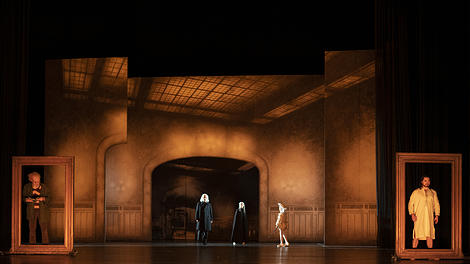 Don Giovanni an der Oper Halle