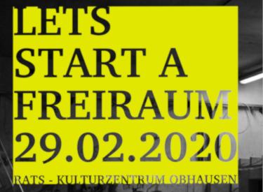 RATS – neues soziokulturelles Zentrum in Obhausen im Saalekreis