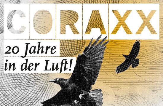 Jubiläum in eigener Sache: CoraXX