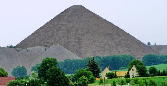 Die Pyramiden im Mansfelder Land als Wirtschaftsmotor?
